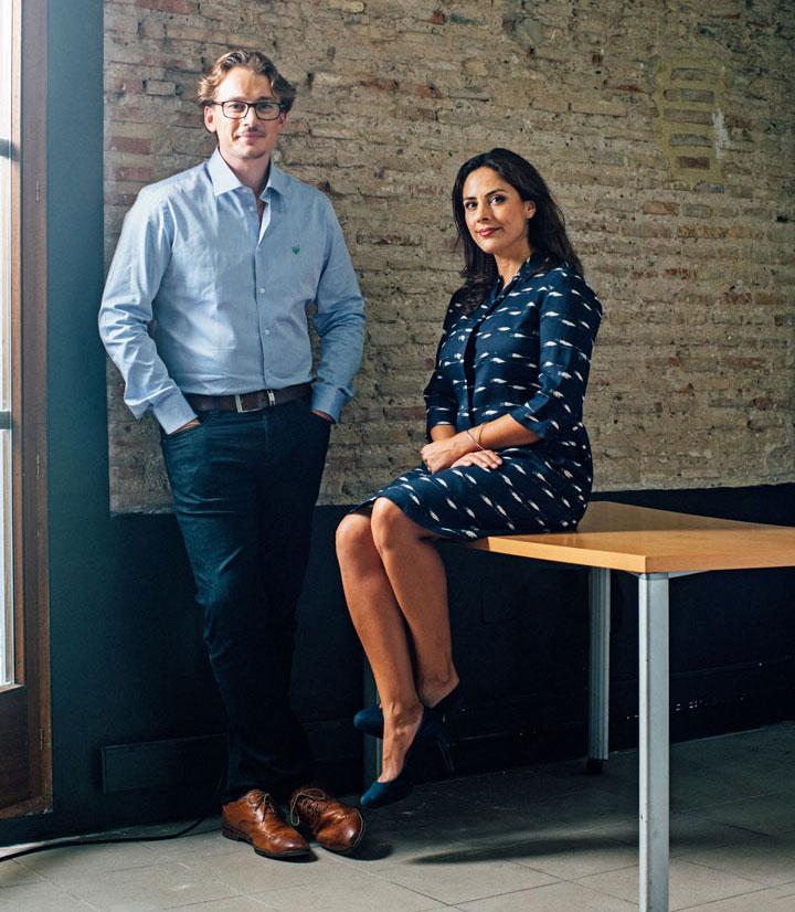 Tyto PR Co-Founders Brendon and Ellen