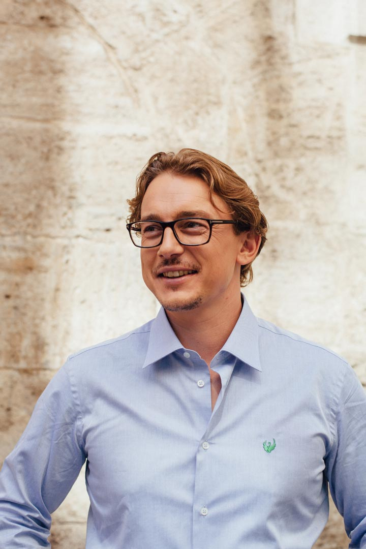Brendon Craigie, Co-founder and Managing Partner