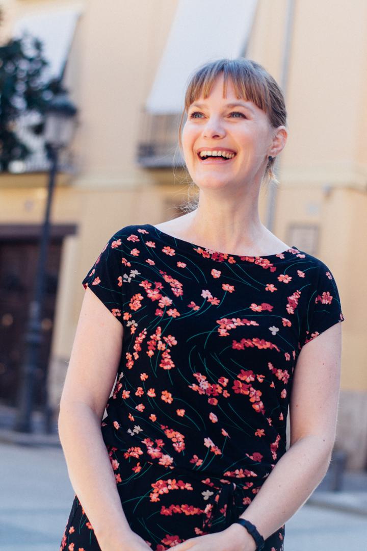 Paula Landes, Senior Consultant, Frankfurt