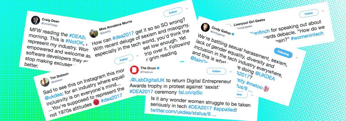 Digital Entrepreneur Awards