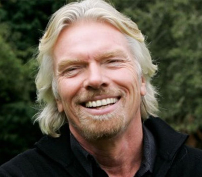 Sir Richard Branson, Tech 500
