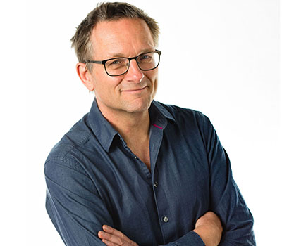 Dr. Michael Mosley, Tech 500