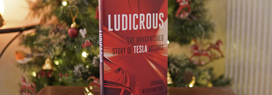 Ludicrous - The unvarnished story of Tesla Motors: Edward Niedermeyer