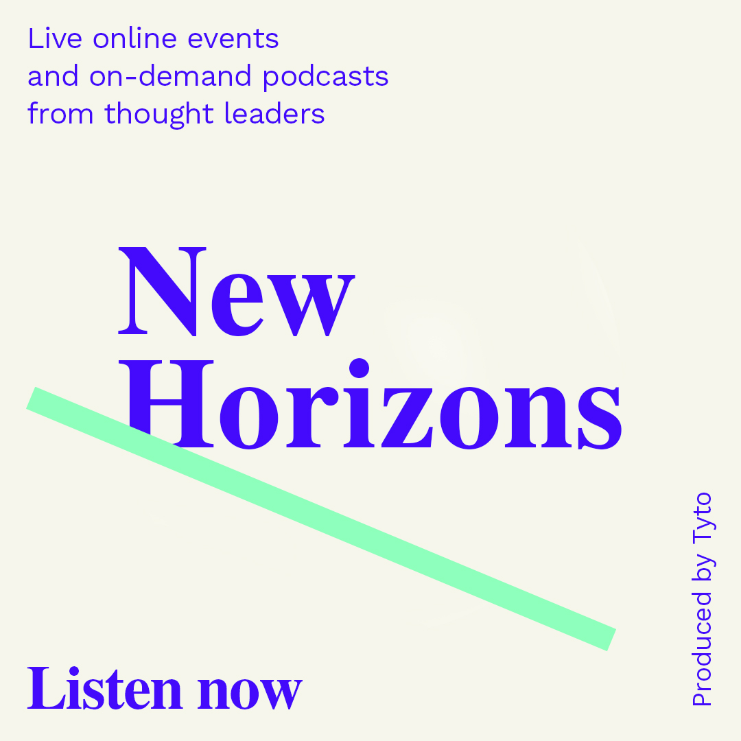 Tyto New Horizons Live Online Events
