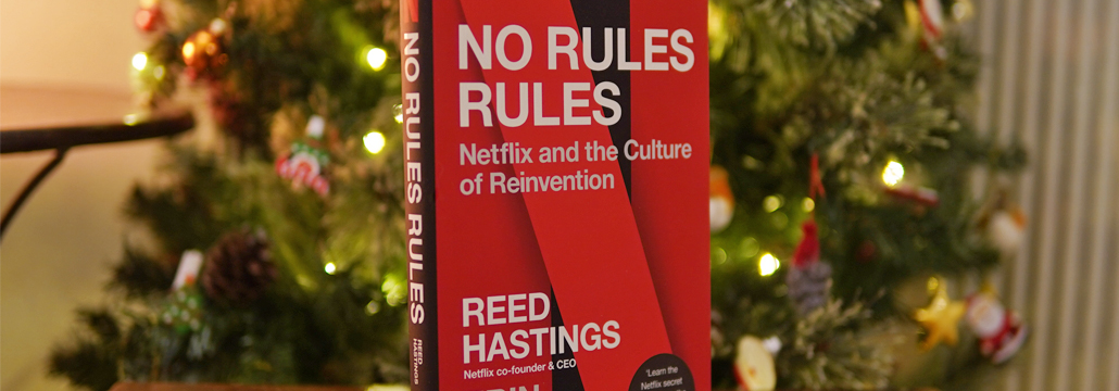 Reed Hastings and Erin Meyer, No Rules Rukes copy